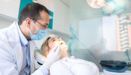 Aufzeichnungen über Zahnärzte führen